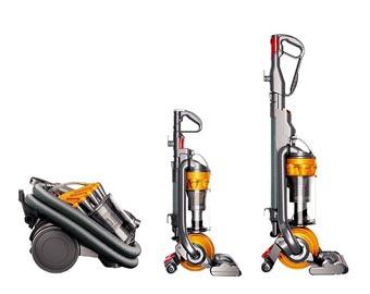 Dyson vacuum cleaner repairs